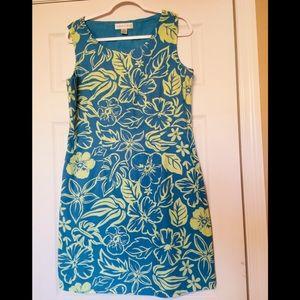 Summery Shift Dress